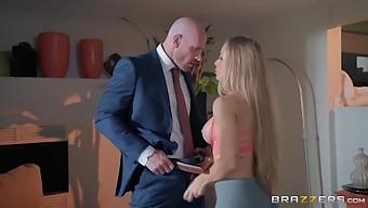 Brazzers johnny sins shower threesome amia miley Johnny Sins Threesome Xxx Videos Yes Porn